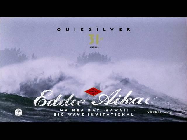 Quiksilver In Memory Of Eddie Aikau 2016