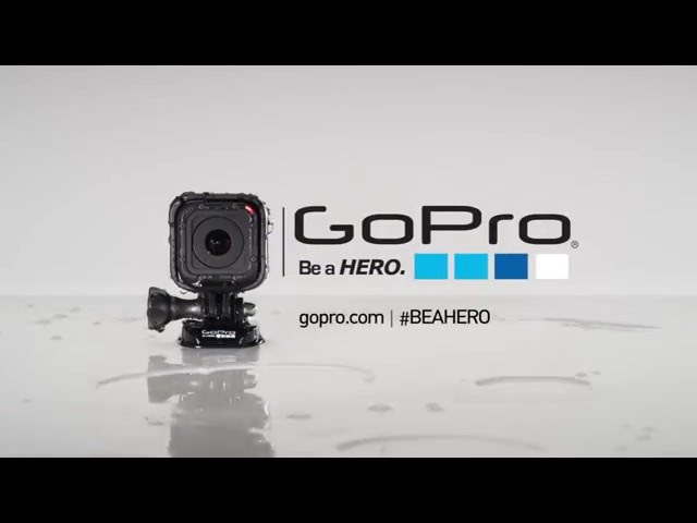 SUPER BOWL | GoPro HERO4 Session WATER Intro