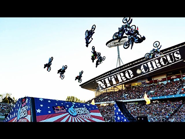Best Of Nitro Circus [HD]