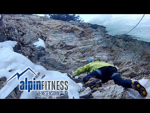 Ice Climbing & Dry Tooling (Ice Park East Tyrol)