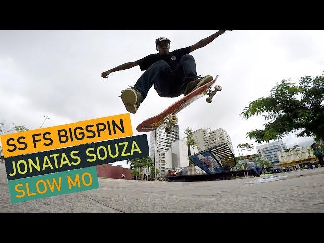 Slow Motion | Ss Fs Bigspin - Jonatas Souza