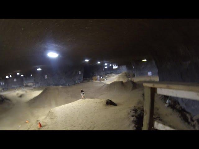 Louisville Mega Cavern | Underground Bike Park