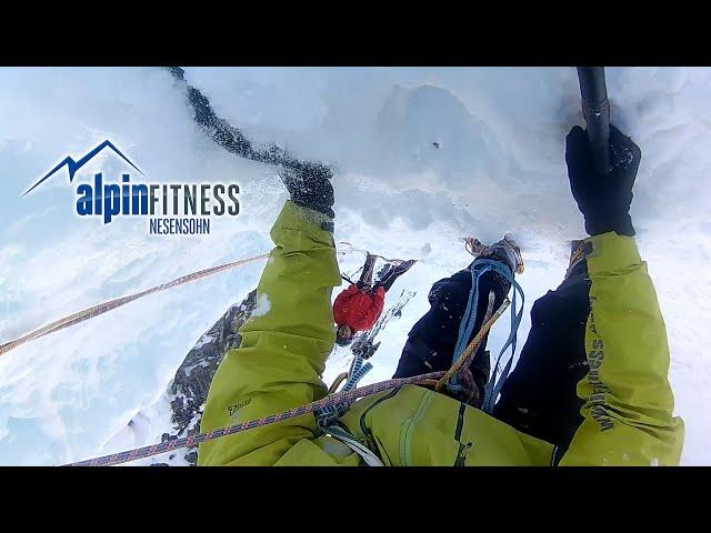ICE CLIMBING EXPERIENCE: SERTIG - DAVOS