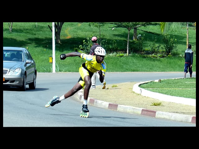 Speed Skating & Freeride Yaoudé Cameroun