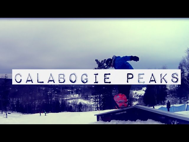 90 Seconds At Calabogie Peaks | Terrain Park
