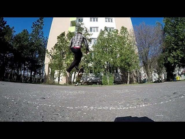 POP SHOVE IT 360 SEX CHANGE SLOW MOTION 240 FPS