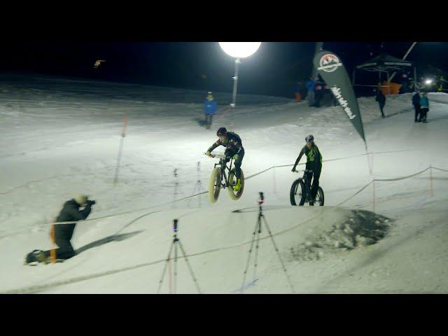 Snow Bike Festival Gstaad 2016 - Night Race