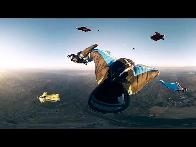 GoPro VR Blue Skies