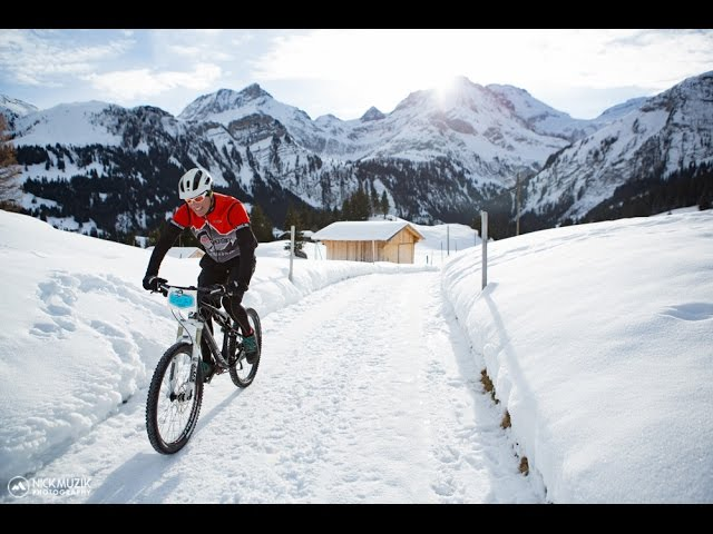 Snow Bike Festival Gstaad 2016 - Stage 3 & Overall