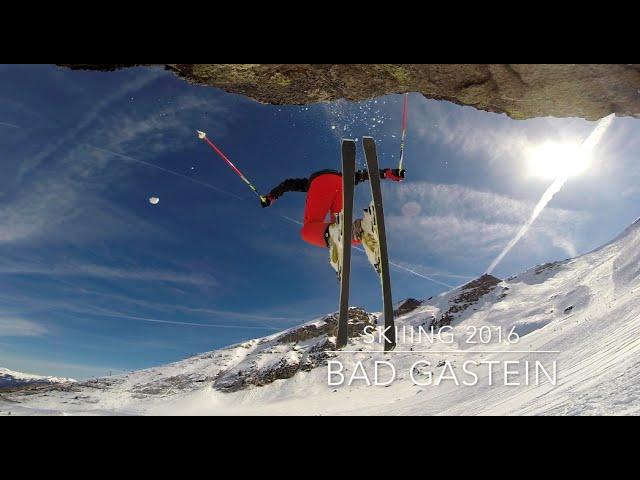 Skiing Bad Gastein 2016