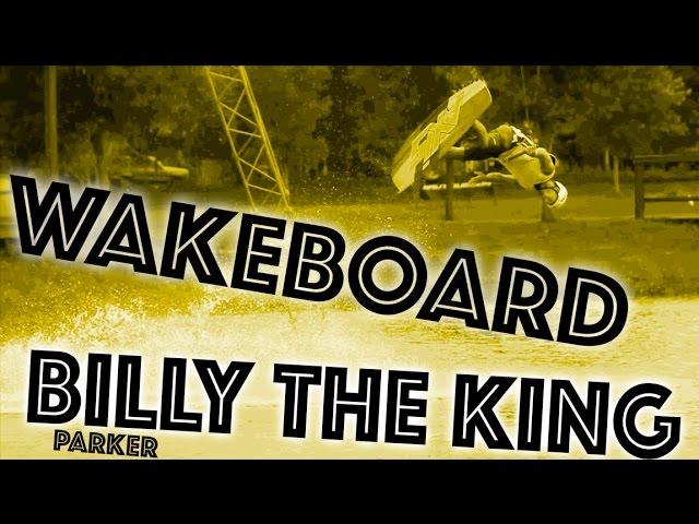 Billy Parker Wakeboarding