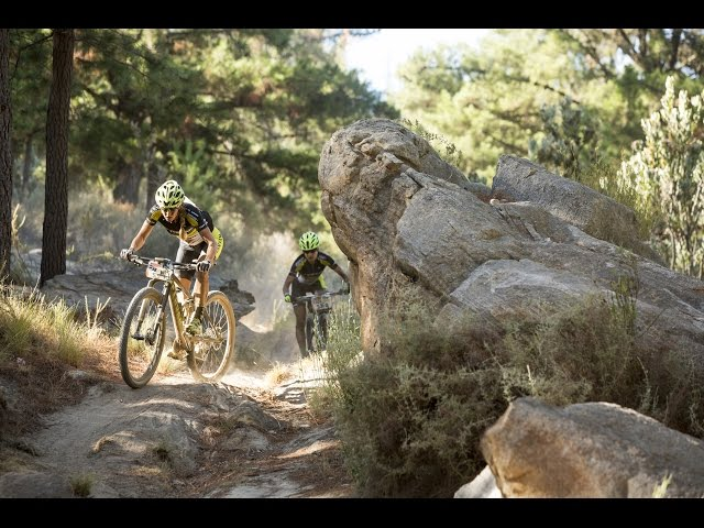 ABSA Cape Epic 2016 – Stage 2