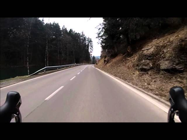 Road Bike Adventures HD - Black Sea Training # 1