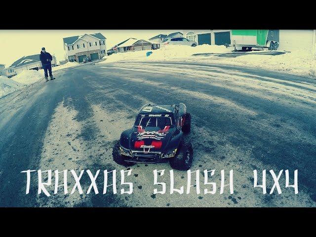GoPro | Traxxas Slash 4x4 [Highspeed Flybys/POV]