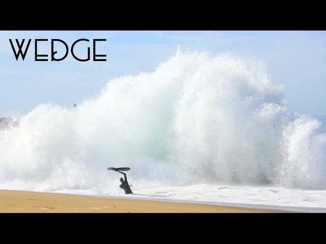 The Wedge | April 19th | 2016