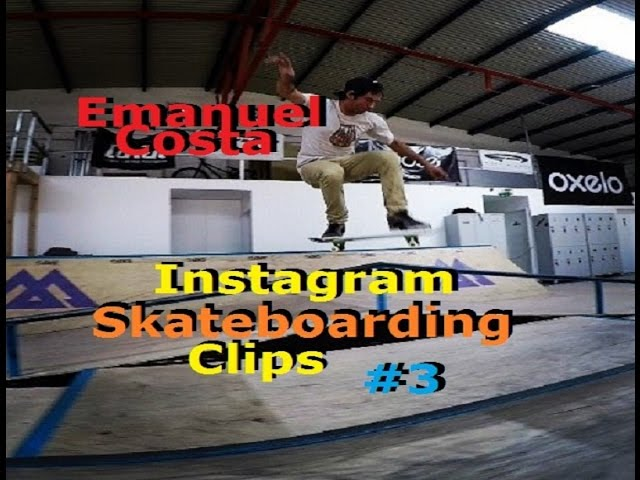 instagram skate clips