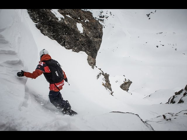 Freeride World Tour 16 Diaries – 5.1 - Balet/Lopez