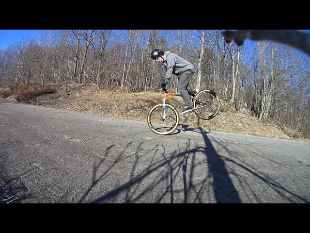 Solo Rural Street MTB Session