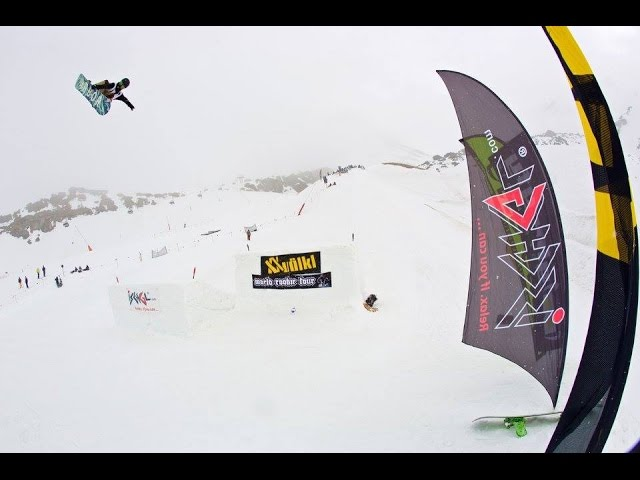 Völkl World Rookie Finals 2016 – Ischgl (AUT) – Tr