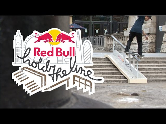 Red Bull Hold The Line 2016