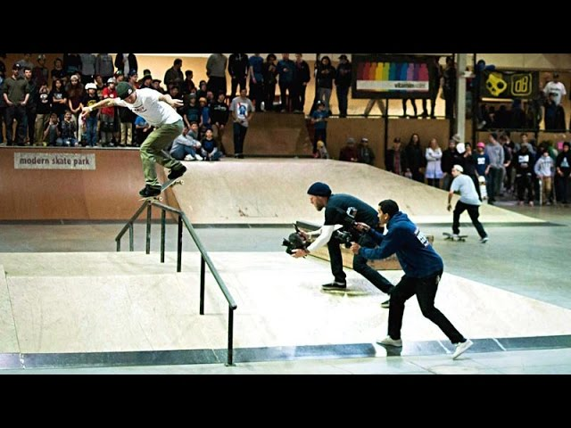 Red Bull Hart Lines 2016 Warm Up Demo