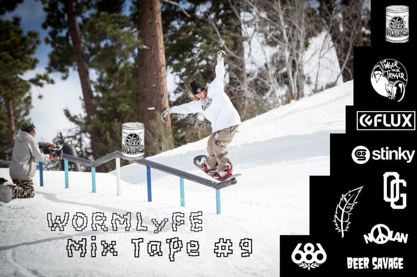 WORMLyFE - Mixtape#9 - FODT