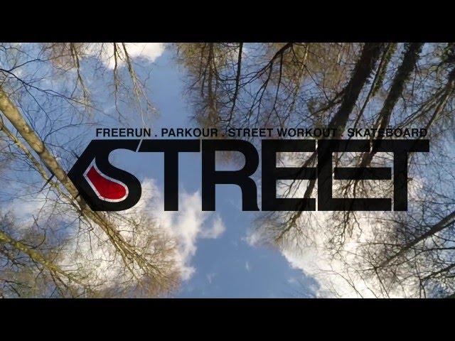 FREERUN/PARKOUR OUTSIDE FULL HD