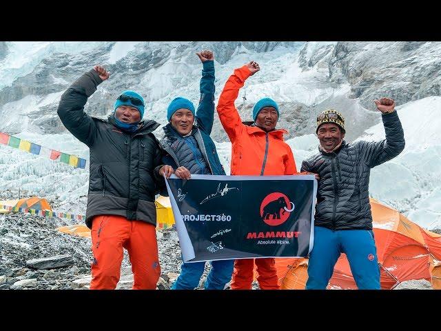 #project360 | Mount Everest