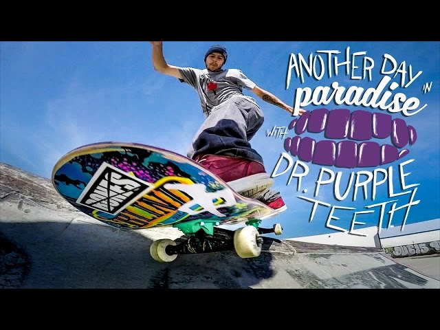 Another Day In Paradise GoPro Skate Trailer