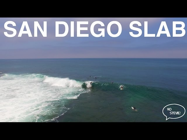 SECRET SAN DIEGO SLAB