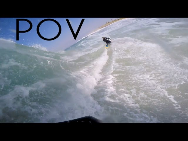 Bodyboard POV | June 17th | 2016 H