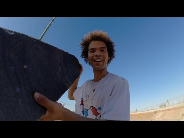 GoPro Presents Nassim Guammaz In Morocco