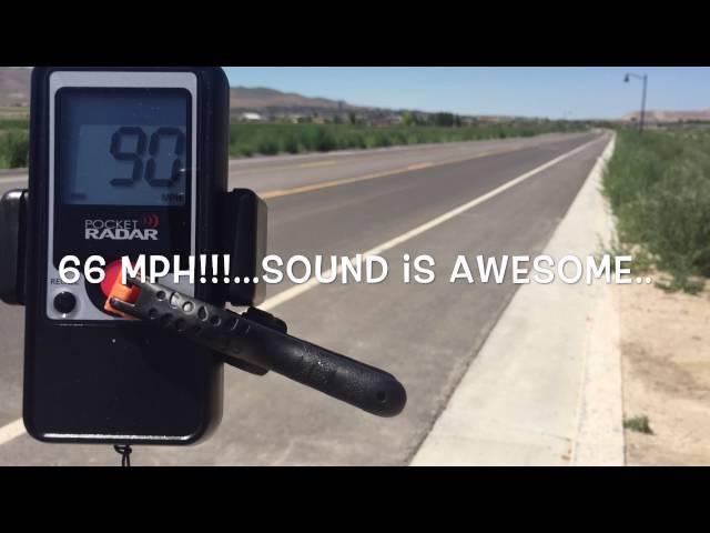 Arrma Speed Test 6S 19T