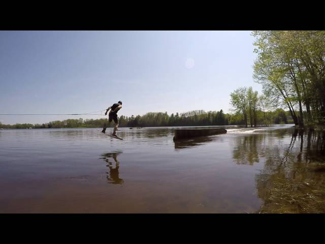 May Long Weekend Wakeboarding