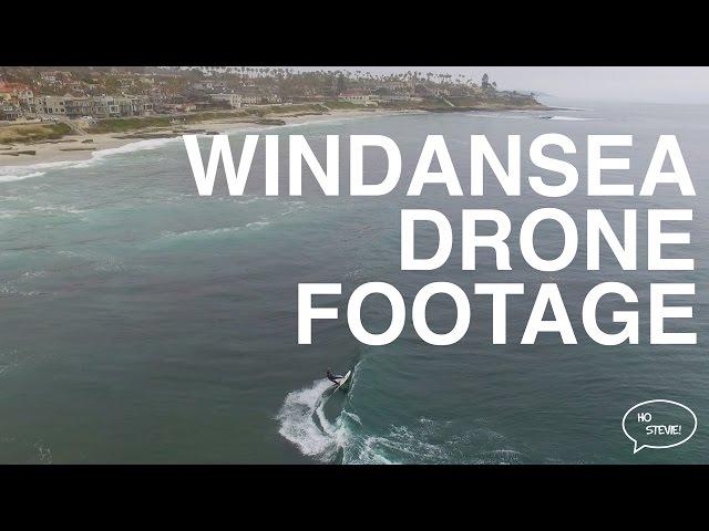 Windansea Surfing 2016 - Drone Footage