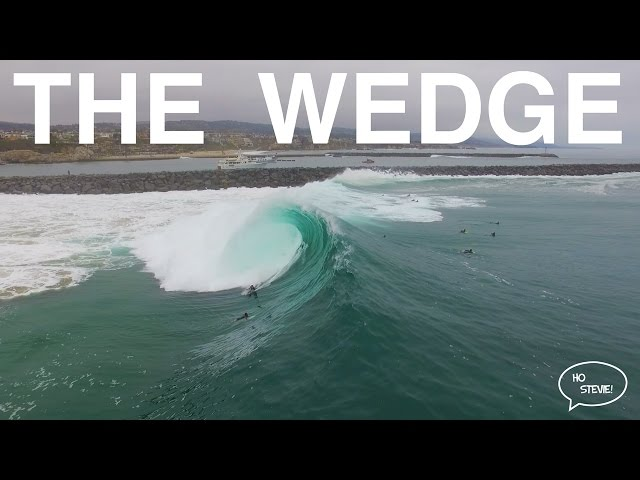 Big Surf at The Wedge