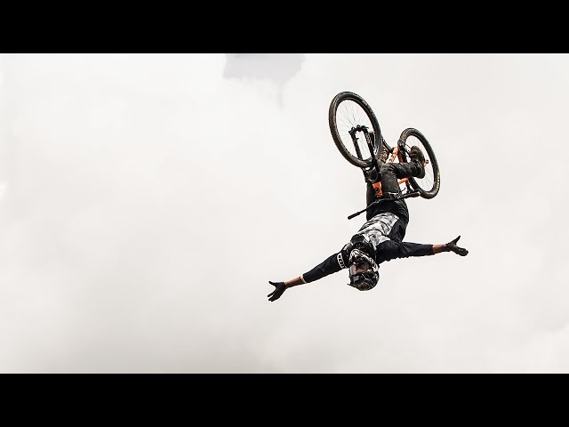 Slopestyle MTB Madness at Les Gets: Best Trick