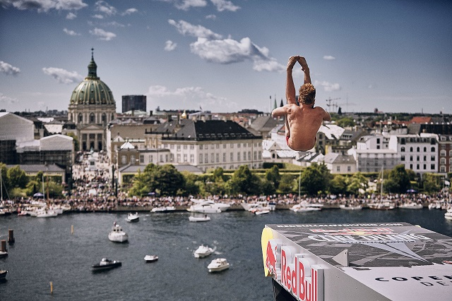 Red Bull Cliff Diving - Teaser - Copenhagen, DEN
