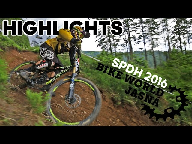 SLOVAK DOWNHILL RACE HIGHLIGHTS