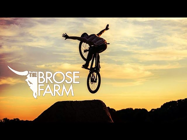 The Brose Farm Jam 2016 | Dirt Jumping, FMX, Wakeb