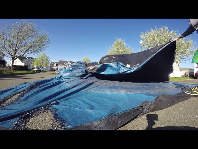 Tarp Surfing Mini Session