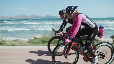 Triathlon #PowerLadies (French)