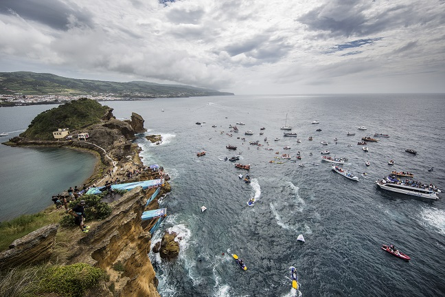 Red Bull Cliff Diving - Teaser - Azores, POR