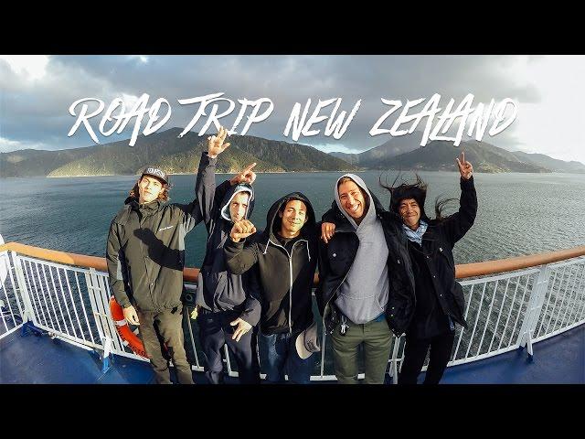 GoPro Skate Road Trip New Zealand Trailer