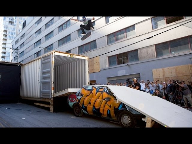 GREATEST SKATEBOARDING TRICKS EVER 2016 || #6