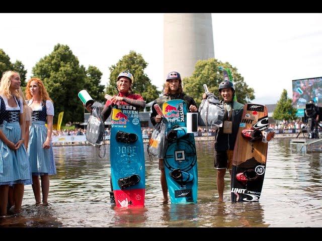 Munich MASH 2016 - Best of Wakeboard