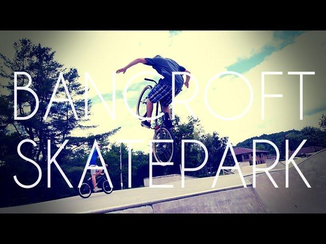 Bancroft Skatepark | Street MTB