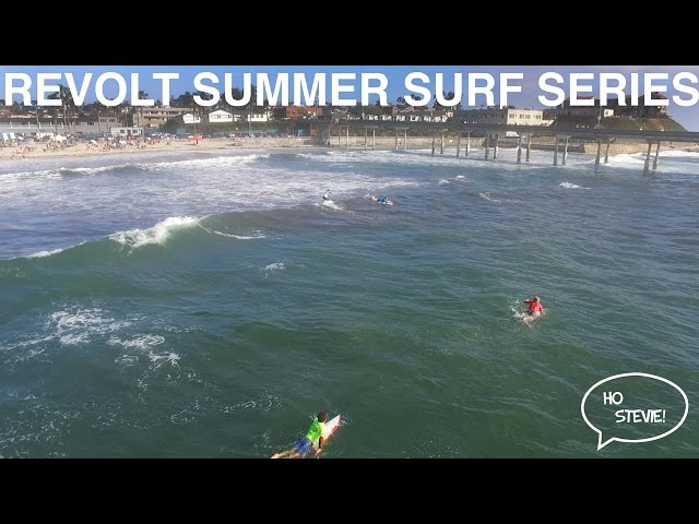 Revolt Summer Surf Series - Men's Final - Ocean Be