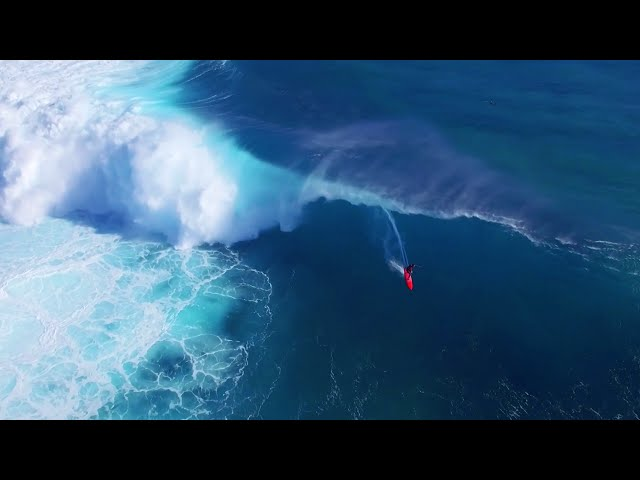 Cloudbreak Mad Monday Drone Footage