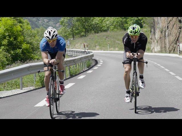 Triathlon #Road2Kona mit #DanielJuncadella und #Ti